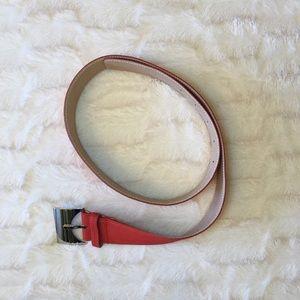 Furla Suede Leather Belt Sz S